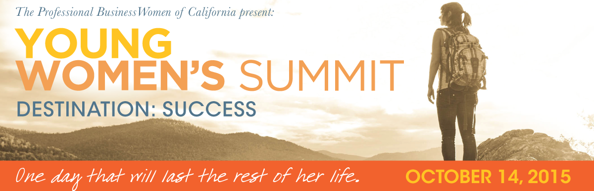 PBWC Young Women's Summit, October 14, 2015