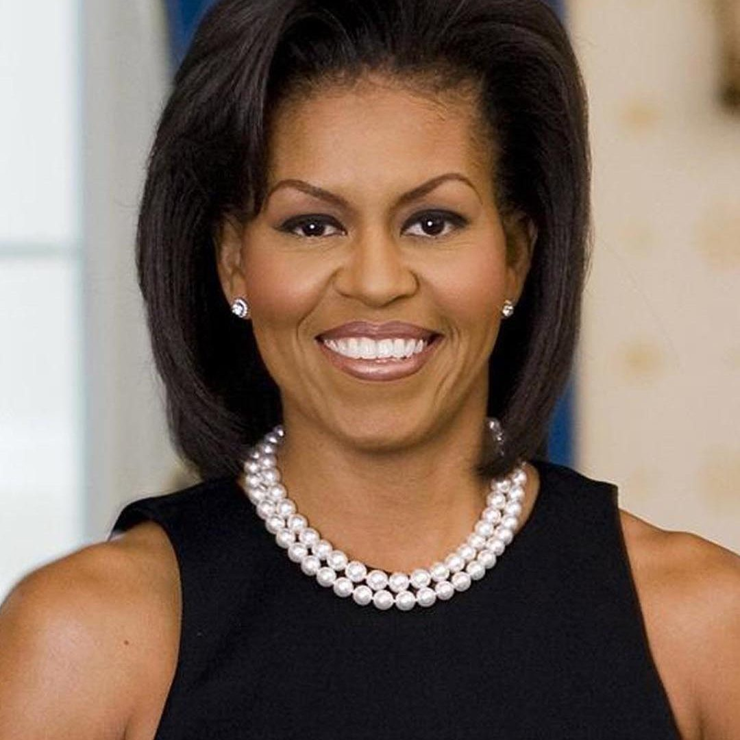 Michelle Obama, primera dama estadounidense. (Newscom TagID: etcpic006454)     [Photo via Newscom]