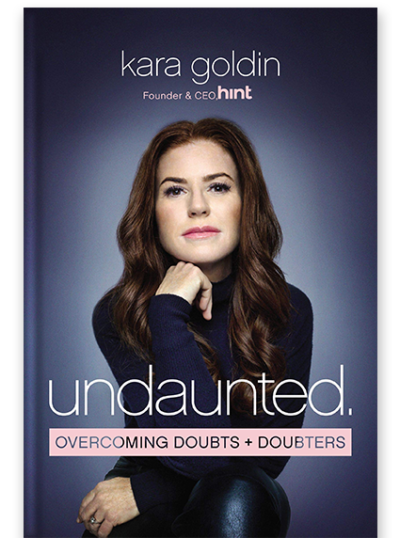 books_Undaunted_Kara_Goldin